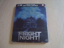 FRIGHT NIGHT  OOP Blu-Ray SteelBook NEW&SEALED Roddy McDowall Tom Holland DVD