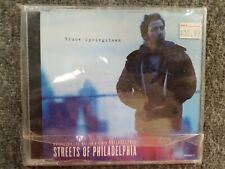 Bruce Springsteen Streets of Philadelphia Cd Single Import -SEALED-