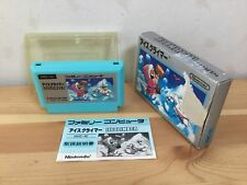 Used Nintendo ICE CLIMBER Japanese Famicom w/Box Manual