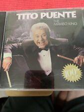 TITO PUENTE - Mambo King: His 100th Album CD