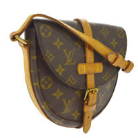 LOUIS VUITTON CHANTILLY PM CROSS BODY BAG MONOGRAM M40646 883VI A53130