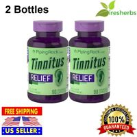TINNITUS RELIEF INNER EAR RINGING BUZZING NOISE MULTIVITAMIN SUPPLEMENT 180 CAPS