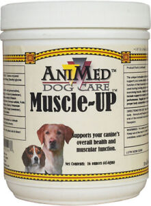 Animed Muscle-up Powder Support Overall Health & Muscular Function  16oz