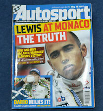 May Autosport Weekly Sports Magazines