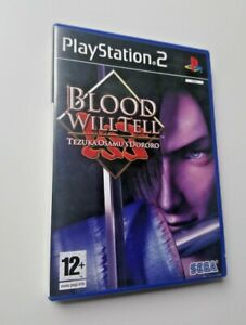 Blood Will Tell (Tezuka Osamu's Dororo) - PlayStation 2 (PS2) - Complete - PAL
