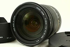USED SIGMA 17-50mm F2.8 EX DC HSM AF Zoom Lens for Sony A Mount APS-C EMS