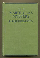 THE MARDI GRAS MYSTERY by H. Bedford-Jones - 1921 1st Edition - VG+