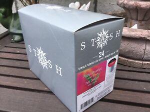 Stash Tea English Breakfast Herbal Black Tea 12 pack K-Cup