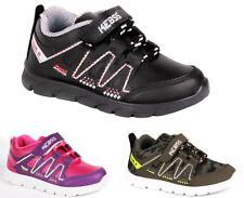 Kinder Sportschuhe Sneakers Klettverschluss Für Jungen Mädchen helle Sohle KBS2