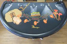 Genuine Flamingo Casino Las Vegas Nathan Burton Blackjack Layout