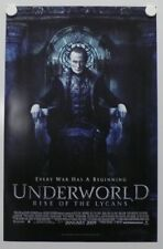 UNDERWORLD RISE OF THE LYCANS 2008 Michael Sheen, Bill Nighy-Mini Poster