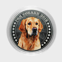 Coins 25 rubles Matthew McConaughey Hollywood Movie Characters Russia