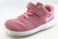 Nike Star Runner Toddler Sz 8 Medium Pink Athletic Fabric