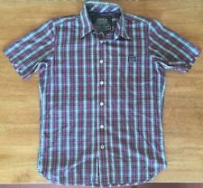 Superdry Check Regular Fitted Casual Shirts & Tops for Men