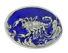 BOUCLE DE CEINTURE BOUCLE DE CEINTURE POUR Ceinture de Rechange Scorpion Signe