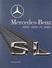 MERCEDES-BENZ 300SL 300SL-24 500SL