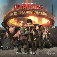 DRAGONS - LIEDERALBUM-DIE ROCK-AKADEMIE V.BERK  CD NEU