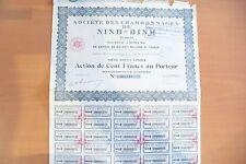 ACTION / EMPRUNT - FRANCE ET/OU ETRANGER - 1926 - BEL ETAT A COLLECTIONNER !!