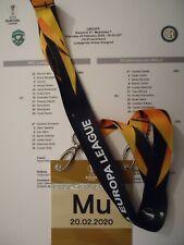 TICKET Player Pass UEFA EL 2019/20 PFC Ludogorets - FC Internazionale Milano