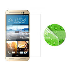 New Clear HD AntiScratch Screen Protector Guard Cover Shield Film for HTC One M9