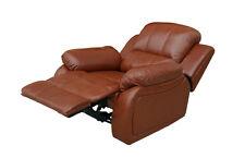 Ohrensessel mit schlaffunktion  Moderne Fernsehsessel aus Leder | eBay