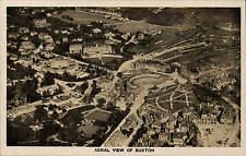 Buxton. Aerial View.