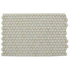 Ersatzfliese Mosaik Villeroy U0026 Boch 2220 Knopfmosaik Grau Matt 30 X50 / Ø  ...