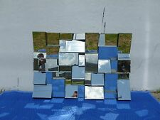 LARGE VINTAGE NEAL SMALL STYLE SLOPES MIRROR - P