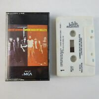 Lynyrd Skynyrd - Gimme Back My Bullets Cassette Tape 1975 MCA Records