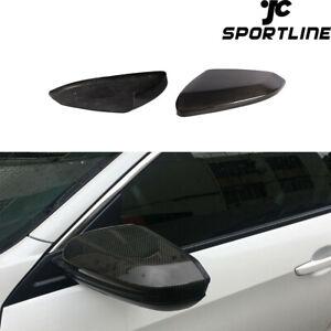 Carbon Spiegelkappen Außenspiegel Passt für Honda Civic 16-18 Side Mirror Cover