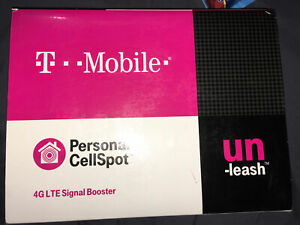 T-Mobile Personal CellSpot 4G LTE Signal Booster CEL-FI-D32-24 Indoor Coverage