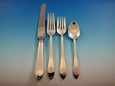 Faneuil by Tiffany & Co. Sterling Silver Flatware Set For 6 Service 24 Pcs
