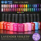 Lavender Violets UV Soak Off Gel Nail Polish Salon wholesale liquidation 8ml