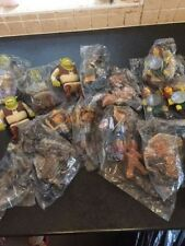 Shrek McDonald's Fast Food, Cereal & Sweets Toys