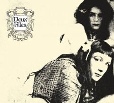 Deux Filles - Silence and Wisdom + Double Happiness [CD]
