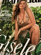 Marie Claire MAGAZINE April 2020 GISELE Changemakers Issue