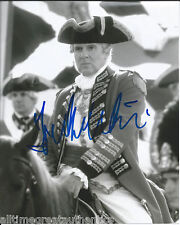 ACTOR TOM WILKINSON HAND SIGNED AUTHENTIC THE PATRIOT 8X10 PHOTO w/COA BATMAN