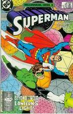 Superman (2nd series) # 14 (John Byrne) (millenium week 6) (Estados Unidos, 1988)