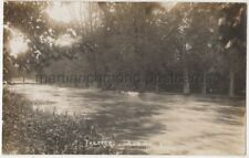 Thetford Floods, August 1912, Norfolk RP Postcard B770