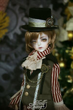 [STOCK]Andrew face-up+outfit Doll Leaves 1/4 boy SUPER DOLLFIE size MSD bjd