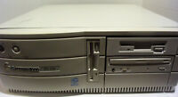 Vintage Gateway P5-120 (Intel Pentium 120mhz NO HDD) Works!