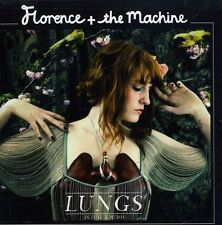 Florence + the Machine - Lungs [New CD] Deluxe Edition