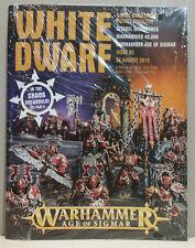 Warhammer White Dwarf Games Workshop's Weekly Magazine Issue 82 Aug 22 2015