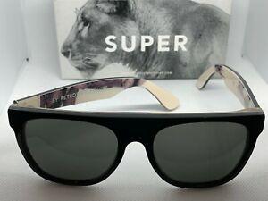 Retrosuperfuture 749 Flat Top Felidae Frame Size 55mm Sunglasses NIB