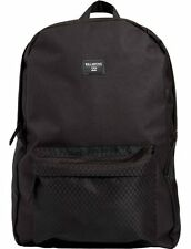 NWT MENS BILLABONG ALL DAY STEALTH BLACK BACKPACK BOOK SCHOOL TRAVEL PACK BAG