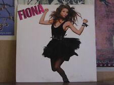 FIONA, SELF TITLED - PROMO LP 81242-1