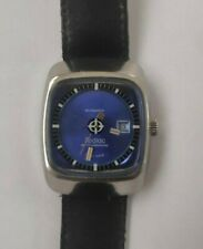 Vintage Zodiac mystery dial astrographic automatic ladies watch