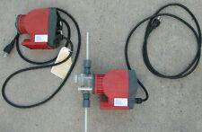 2 Lot Prominent Concept Plus Metering Pump Cnpa1002npb200d01 30a 53gph 145 Psi