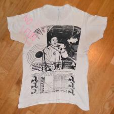 *1970's SEX PISTOLS* rare vtg punk-rock concert t-shirt (S) 70's Seditionaries