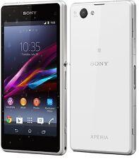 5 Pellicola +Panno per Sony Xperia Z1 Compact MINI D5503 Proteggi Salva Schermo